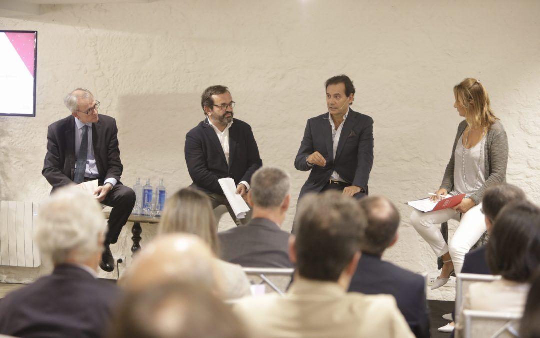 """Antón Costas: """"El propósito de las empresas debe ir más allá de la cuenta financiera"""""""