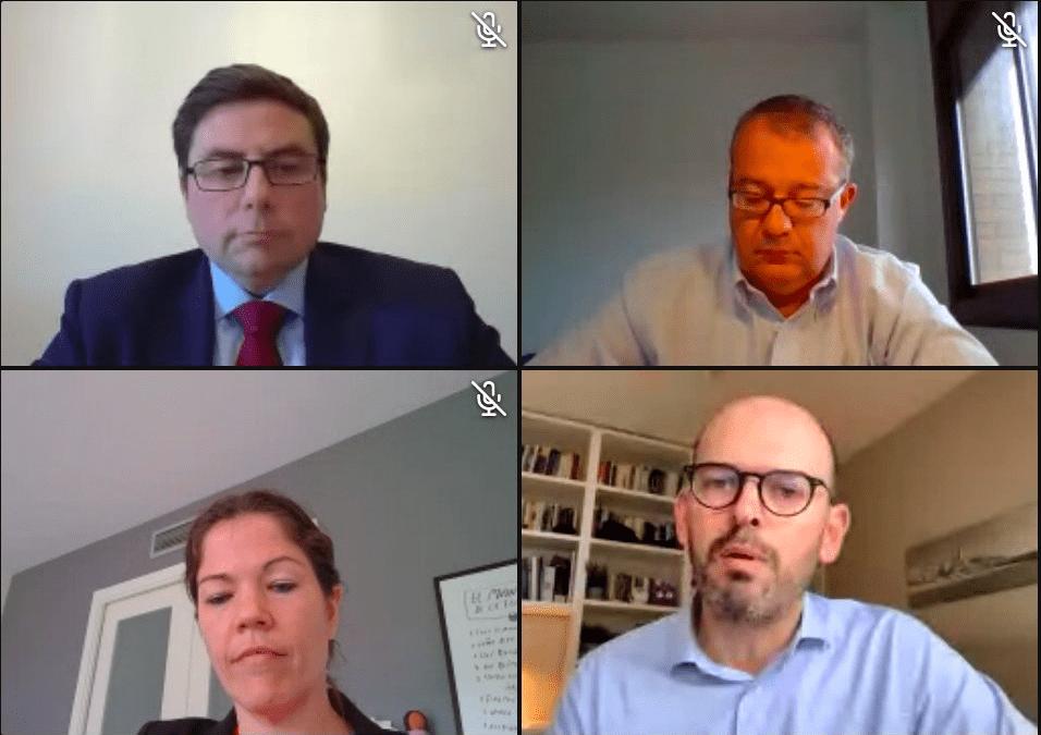 VÍDEO || Expertos analizan los retos económico-financieros de las empresas frente al Covid-19 en un nuevo webinar de AED