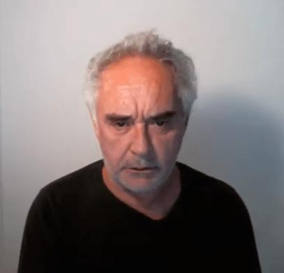 Ferran Adrià: «El turismo es el ámbito más innovador que hay en España»